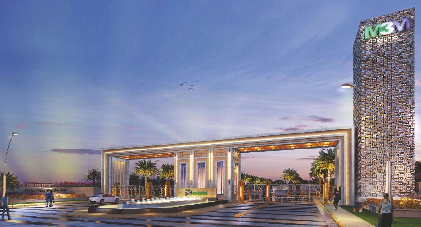 M3M Golf Estate - The Pinnacle of Luxury